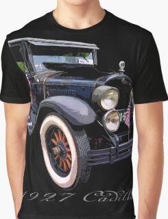 27 Cadillac Graphic T-Shirt