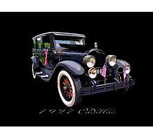 27 Cadillac Photographic Print