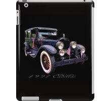 27 Cadillac iPad Case/Skin