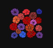 Abstract #393 Flower Power #4 Unisex T-Shirt