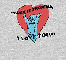 magical pansexual non-threatening spokesthing! Unisex T-Shirt