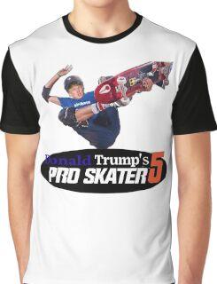 Make America Skate Again Graphic T-Shirt