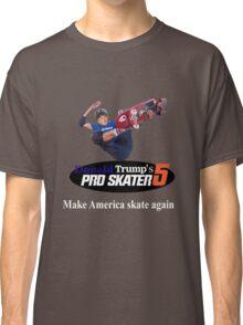 Make America Skate Again Classic T-Shirt