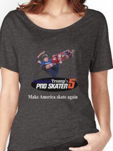 Make America Skate Again Women's Relaxed Fit T-Shirt