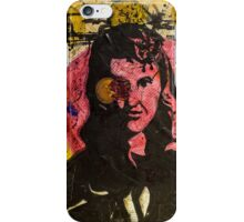 Just Plath Things  iPhone Case/Skin