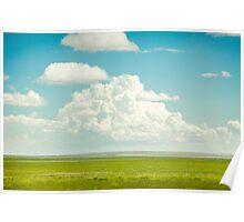 alberta cloud Poster