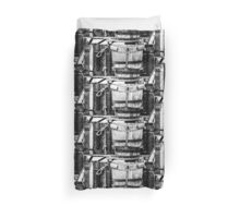 Chuck Wagon Water Duvet Cover