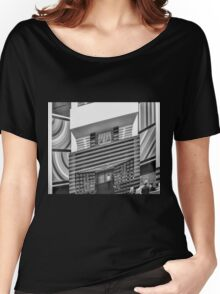 Theater - Phyllis Wattis Theater San Francisco Women's Relaxed Fit T-Shirt