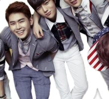 INFINITE Group Picture Sticker