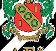 Alpha Gamma Delta Crest Sticker