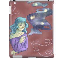 smokey space iPad Case/Skin