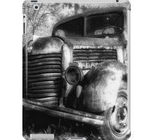 TAM Truck B/W iPad Case/Skin