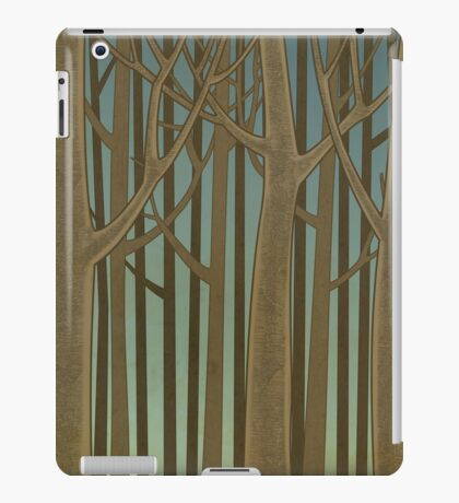 winter trees #1 iPad Case/Skin