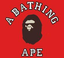 A Bathing Ape Kids Tee