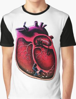 Alice In My Heart  Graphic T-Shirt