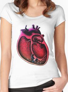 Alice In My Heart  Women's Fitted Scoop T-Shirt