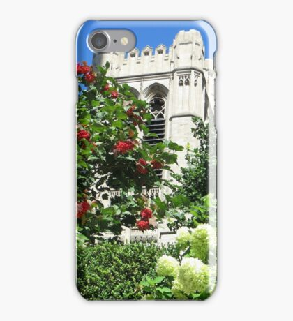 Building Castles in the Sky iPhone Case/Skin