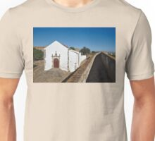 Church of Misericordia in Medieval Castle Unisex T-Shirt