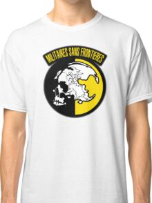MGS - Militaires Sans Frontieres Logo Classic T-Shirt