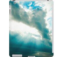 blue skies alberta iPad Case/Skin