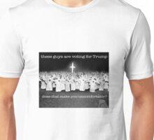 Trump KKK Unisex T-Shirt