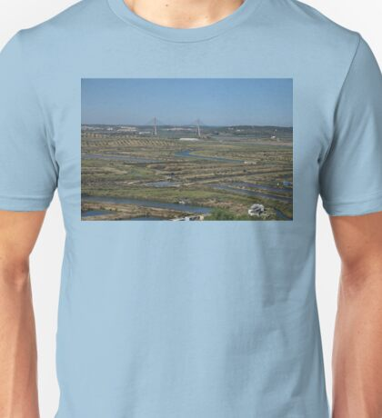 From Algarve to Andalusia Unisex T-Shirt