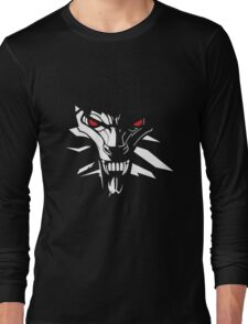 The Witcher Logo Long Sleeve T-Shirt
