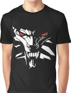 The Witcher Logo Graphic T-Shirt
