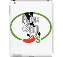 Fajitas and Chill iPad Case/Skin