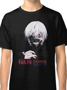 Kaneki Ken Tokyo Ghoul Anime Classic T-Shirt