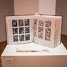 sketchbook ~ inside view by evon ski