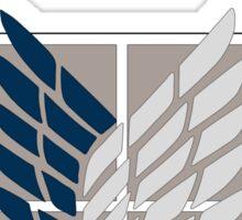 Attack On Titan - Hanje Zoe Sticker
