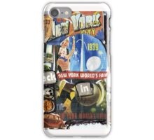 Travel Back In Time iPhone Case/Skin