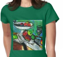 Still Life(After Matisse) Womens Fitted T-Shirt