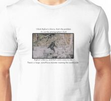 Mitch Hedberg Bigfoot Unisex T-Shirt