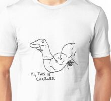 Hi, this is Charles. Unisex T-Shirt
