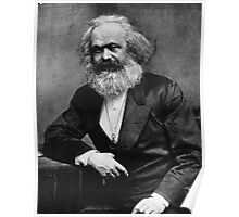 Karl Marx (best quality) Poster