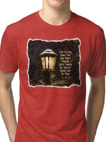 My Wish ~ For the New Year Tri-blend T-Shirt