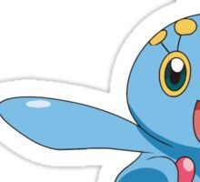 Pokemon Manaphy Sticker Sticker