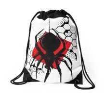 Spider Drawstring Bag