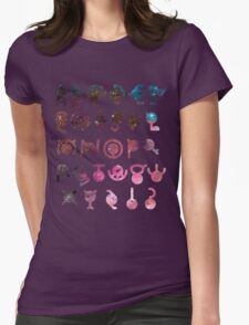 Unown #201 Womens Fitted T-Shirt