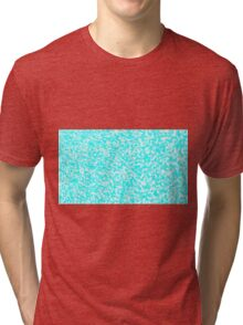 d18 Generated Art Tri-blend T-Shirt
