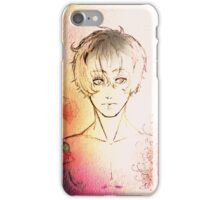 Sasaki Haise with Flowers iPhone Case/Skin