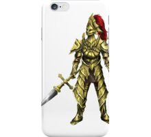 Dragonslayer Ornstein iPhone Case/Skin
