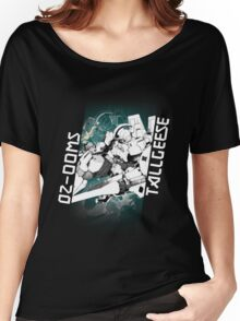 OZ-00MS TALLGEESE (Black) Women's Relaxed Fit T-Shirt