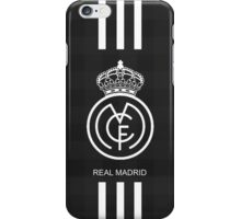 real madrid 3 line iPhone Case/Skin