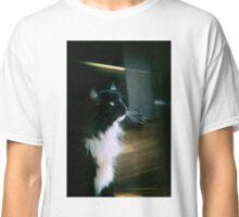 Chiaroscuro cat Classic T-Shirt
