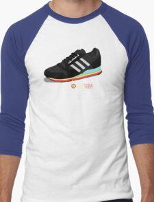 ZX Spectrum kicks Men's Baseball ¾ T-Shirt