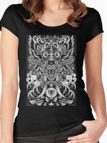 Barong Women's Fitted Scoop T-Shirt