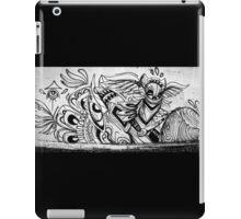 Graffiti Mural iPad Case/Skin